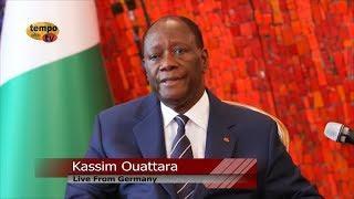 Tempo Afric TV - Les Dessous de la muniterie en Cote D'ivoire Quel Scandal - Inite Kassoum Ouattara