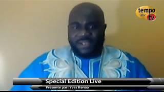Actualites Togolaise Apres laortie de Mon Seigneur Philipe Kpodjro